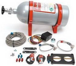 Edelbrock - Edelbrock 70410 Nitrous Performer EFI Dry System