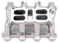 Edelbrock - Edelbrock 75187 RPM Air-Gap Dual-Quad LS1 Intake Manifold