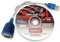 Edelbrock - Edelbrock 91147 USB To Series Converter Communication Cable