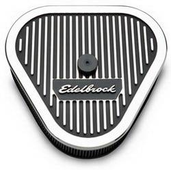 Edelbrock - Edelbrock 4222 Elite Series Aluminum Air Cleaner