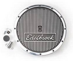 Edelbrock - Edelbrock 4221 Elite Series Aluminum Air Cleaner