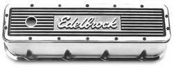 Edelbrock - Edelbrock 4280 Elite Series Valve Cover