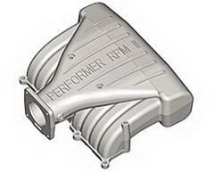 Edelbrock - Edelbrock 71231 Performer 5.0 RPM II Intake Manifold