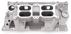 Edelbrock - Edelbrock 7526 RPM Air-Gap Dual-Quad Vortec Intake Manifold