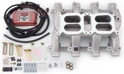 Edelbrock - Edelbrock 7518 RPM Air-Gap Dual-Quad LS1 Intake Manifold