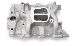 Edelbrock - Edelbrock 37561 Performer Pontiac Intake Manifold