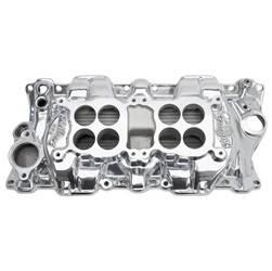 Edelbrock - Edelbrock 54251 C-26 Dual-Quad Intake Manifold