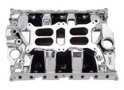 Edelbrock - Edelbrock 75054 RPM Air-Gap Dual-Quad FE Intake Manifold