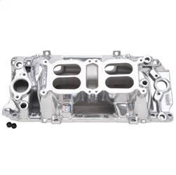 Edelbrock - Edelbrock 75201 RPM Air-Gap Dual-Quad Intake Manifold