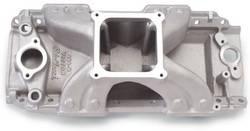 Edelbrock - Edelbrock 29111 Victor 454-TD Intake Manifold